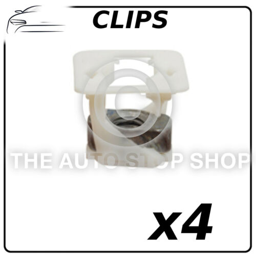 Plastic Cage Nuts Citroen C3//DS3 Part Number 12295 Pack of 4 Clips