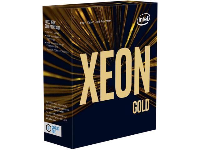 Intel Xeon Scalable Gold 6128 SkyLake 6-Core 3.4 GHz (3.7 GHz Turbo) LGA 3647 11