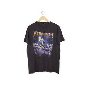 1990-MEGADETH-t-shirt-vintage-90s-brockum-official-rust-in-peace-tour-Gildan