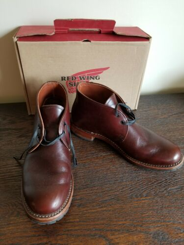 Red Wing boots, 9017