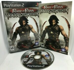 Prince-of-Persia-Warrior-Within-Sony-PlayStation-2-2004-PS2-Complete-CIB