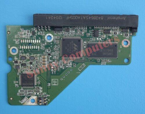 "WD 3.5/"" SATA Hard Drive HDD WD15EARS WD20EARS PCB Circuit Board 2060-771698-004"