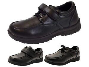 Detalles Tamaño Chicos Escuela De Niños Para Ver Original Hombre Negro Imitación Informales Cuero Formales Título Zapatos Trabajo sdtrhCxQ