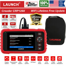 LAUNCH CRP129 / CRP129X Auto ABS SRS Diagnostic Tool OBD2 Scanner Code Reader US
