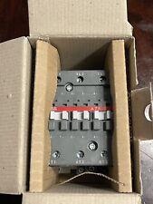 Abb A75 30 00 84 105a Contactor 3 P 120vac Coil New