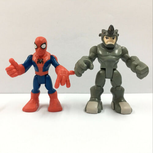 Your Choice UP to 30 Different Playskool Marvel Super Hero Adventures Figures