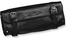 Harley Davidson Original New Handlebar Fork Bag Softail Sportster Dyna Usa Made