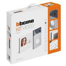 BTICINO363511 KIT VIVAVOCE MONOFAMILIARE CON VIDEOCITOFONO VIVAVOCE 300V13E
