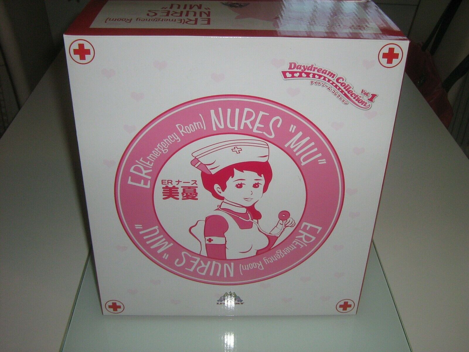Lechery daydream collection vol.1 1 6 ER Nurse Miyu