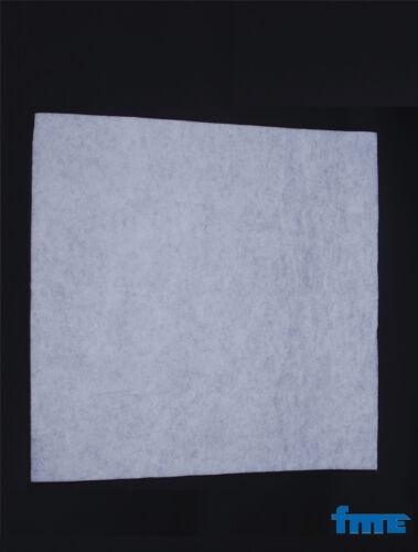 Filtro para maletero filtervließ filtro de aire g3/eu3 1m x 1m 1m² envío económico