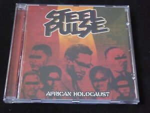 Steel-Pulse-African-Holocaust-CD-2005-GLOBAL-WARNING-NO-MORE-WEAPONS