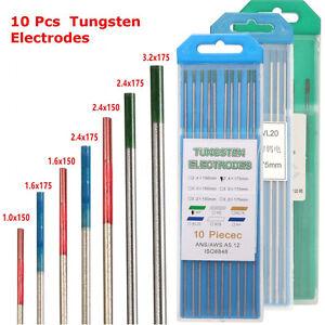 10Pcs-WL20-WT20-WP-TIG-Tungsten-Electrode-Assorted-Welding-Electrodes-1-0-3-2mm