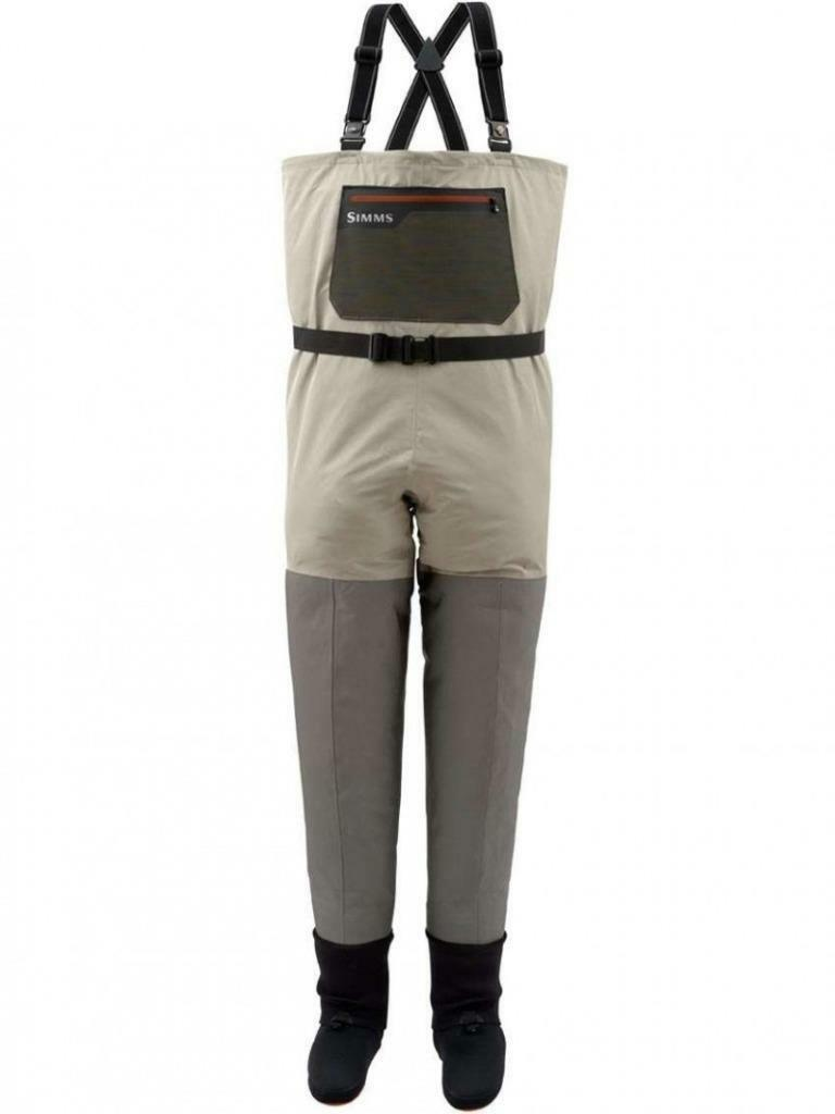Simms Headwaters Stocrefoot Waders Smtutti 3Layer Breathable GoreTex Se FAST