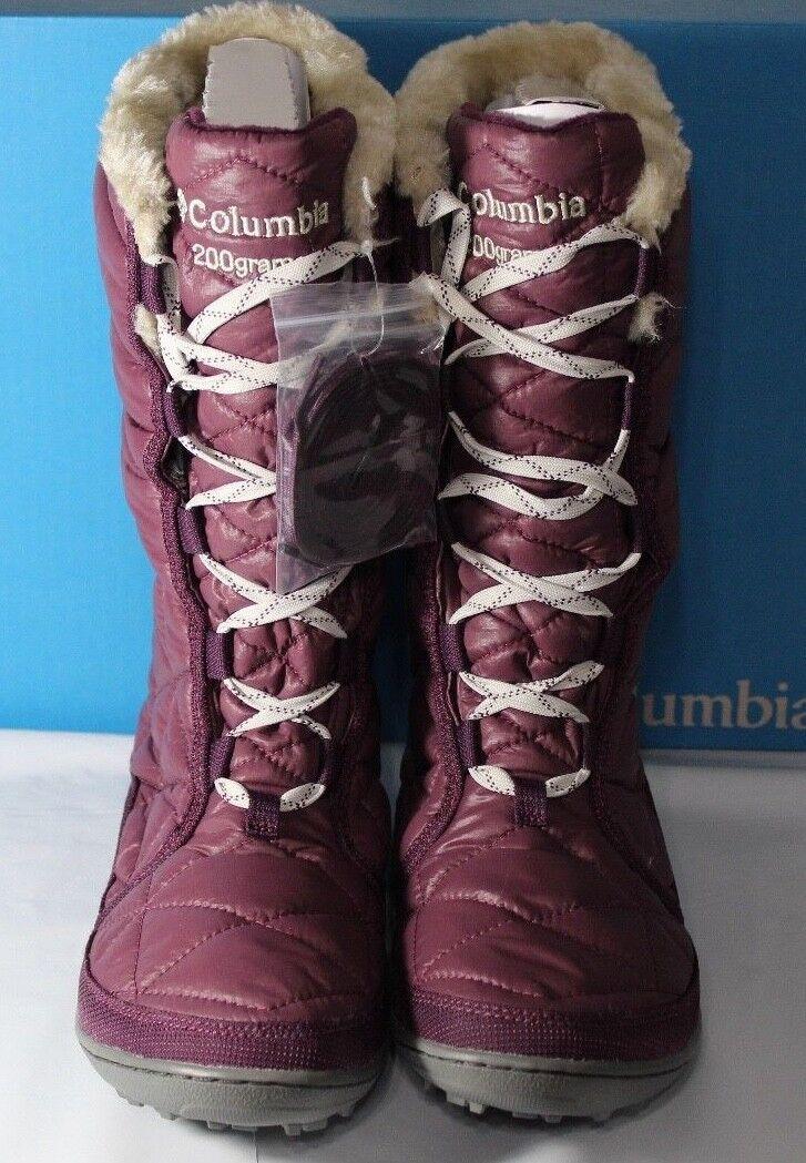 COLUMBIA POWDER SUMMIT II II II MID WINTER WATERPROOF damen Stiefel, YL5386-562 986664
