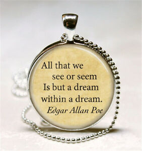 Vintage-Quote-Cabochon-Glass-Pendant-with-Ball-Chain-Necklace-S-60