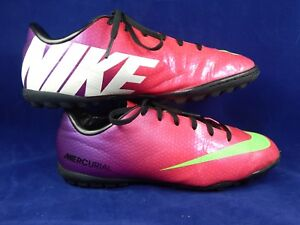0dc6a6be5 Nike JR Mercurial Victory IV Soccer Boots (Shoes) Size 5Y 555634-635 ...