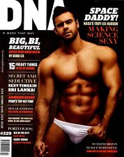 DNA Magazine #229 gay men ZAC RILEY ARTHUR RATNER KONSTANTIN KAMYNIN
