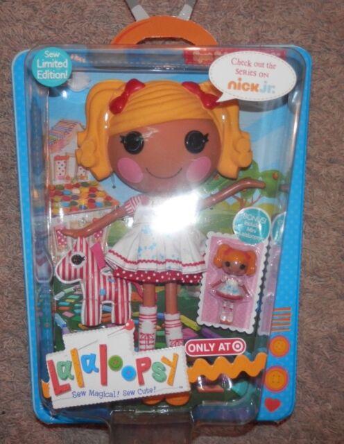 Spot Splatter Splash Full Size sew limited edition new lalaloopsy bonus mini too