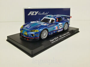 Slot-car-Scalextric-Fly-88195-Chrysler-Viper-GTS-R-24H-Le-Mans-2002-A-210