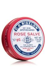 C.O. Bigelow Rose Salve .8 oz The Classic All Purpose Salve Free Shipping