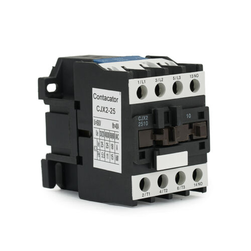 CJX2 2510 LC1 AC contactor 25A 380V 50HZ//60HZ