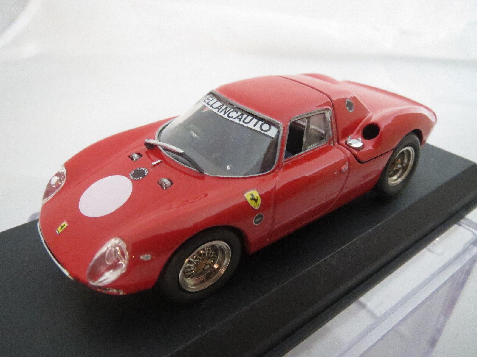 FERRARI 250 LM Ferrari Day 1983 rosso, 1:43,la MINI corrode