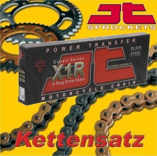 JT X-Ring Kettensatz Gold Honda CB 900 F//F2 Bol d`Or SC01 SC09 Bj 1979-1983
