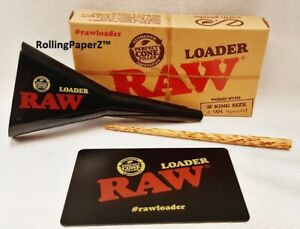 RAW-3-in-1-Loader-Scraping-Card-Cone-Loader-Bamboo-Poker-King-Size-98-Special