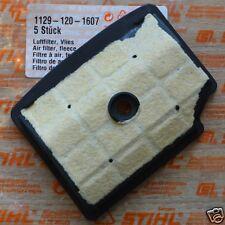 Stihl MS200T 020T Fleece Air Filter & Insert 1129 120 1607 11291201607 Tracked