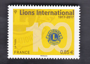 CENTENAIRE-LIONS-CLUB-INTERNATIONAL-YT-5152-2017
