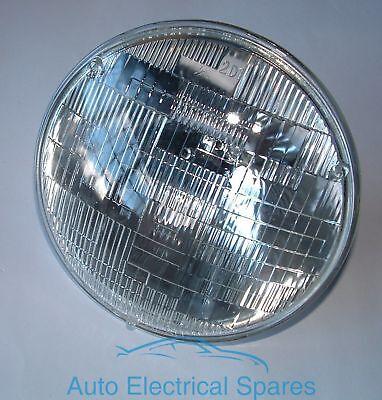 "Classic Mini 7/"" Sealed Beam Headlamp Light Unit RHD 13H3471A 1959-1990 FREE POST"
