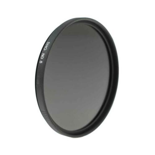 Marumi dhg-nd8 filtro gris 9 vergütet nd0 filtro ND Ø 43 mm +3 persianas = 8x