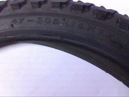 Tire Bike 47-305 16X1.75 Black