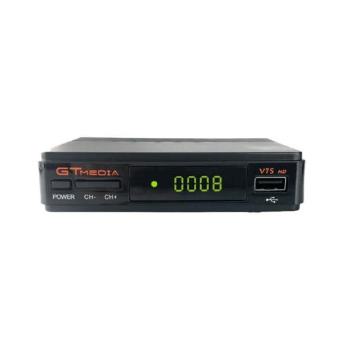 Satellite TV Receiver Decoder Gtmedia V7S Full HD 1080P WIFI DVB-S//S2 Powervu