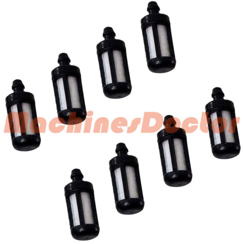 8PCS gas Fuel Filter for STIHL MS170 MS180 MS210 MS250 MS290 MS360 MS440 MS660