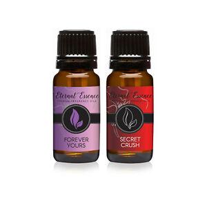 Pair 2 Forever Yours Secret Crush Fragrance Oil 10ml Ebay