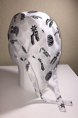 Stars /& Stripes Skull Cap Doo Rag w//Cool Max Lining