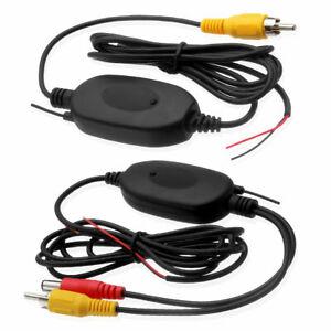 Wireless-Rear-View-Video-Transmitter-amp-Receiver-for-Car-Truck-Reversing-Camera