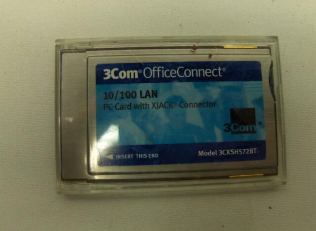 3COM OFFICECONNECT XJACK DRIVERS (2019)