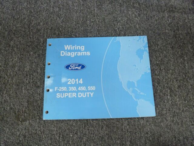 1995 Ford F350 Truck Electrical Wiring Diagrams Manual Xl Manual Guide