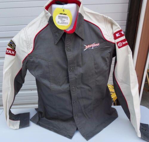 244 SKI-DOO X-TEAM DRESS PIT SHIRT NEW W//TAGS SIZE MENS SMALL P//N 4530860607
