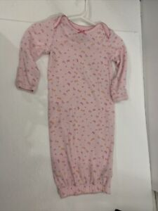 simple joys by carters Gown Sz 0-3 Months
