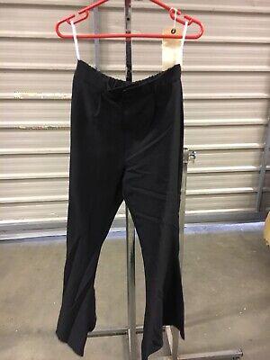 1970s Disco Stu Pantaloni Hippy High Rise Bell Bottom Razzi Costume-mostra Il Titolo Originale