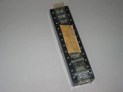 fuse box cover rover 3500/ 3500s p6 genuine rover nos - air conditioned  cars | ebay