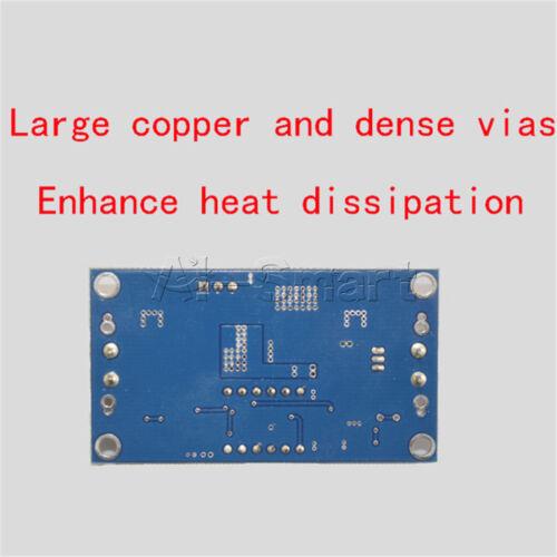 Details about  /1//2//5//10PCS LED Voltmeter LM2596 Step-down Power Converter DC 4.0~40 to 1.3-37V