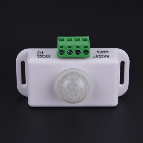 automatic dc 12-24v 8a infrared pir motion sensor switch led light stylish /_F