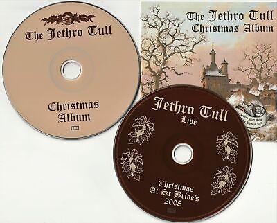 Jethro Tull - The Jethro Tull Christmas Album & Live At St Brides (2 CD) (2009) | eBay