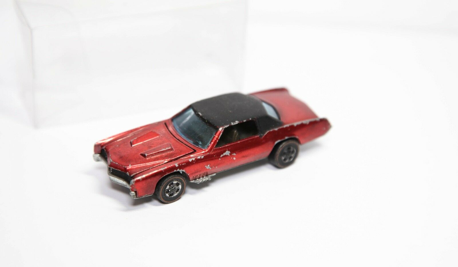 Hot wheels rougeline 1967 Custom Eldorado-Great Vintage Modèle Original Rare
