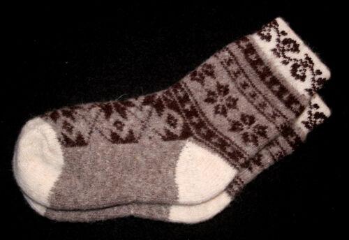 enthält Ziegenwolle Kinder Wollsocken Winter Socken Warme Kinderocken dick