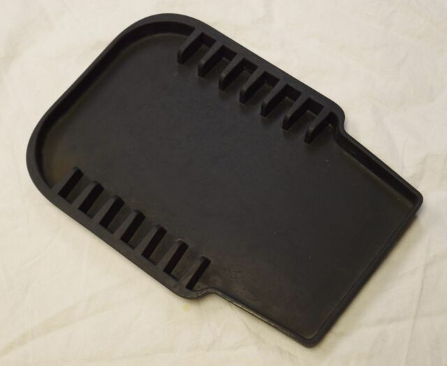 Land Rover Genuine Discovery 3 & 4 Centre Console Rubber Mat FIF500042PVJ